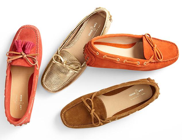 Designer Shoes feat. Car Shoe at MYHABIT