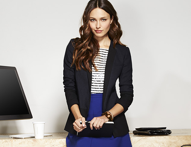 Desk to Dinner: Blazers at MYHABIT