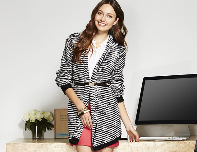 Desk to Dinner: Cardigans at MYHABIT