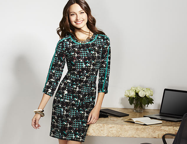 Desk to Dinner: Dresses at MYHABIT