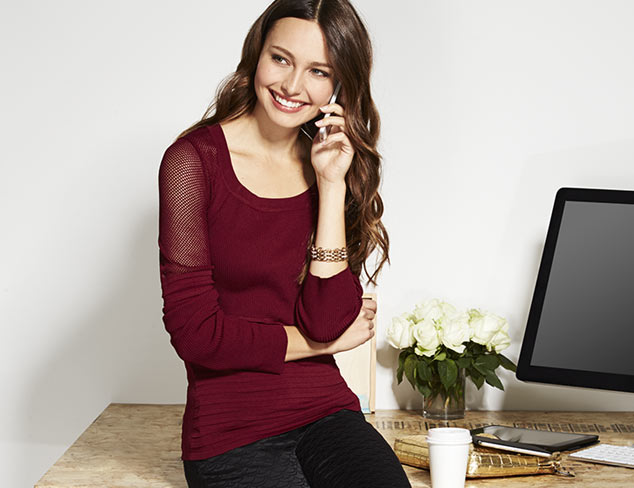 Desk to Dinner: Tops at MYHABIT