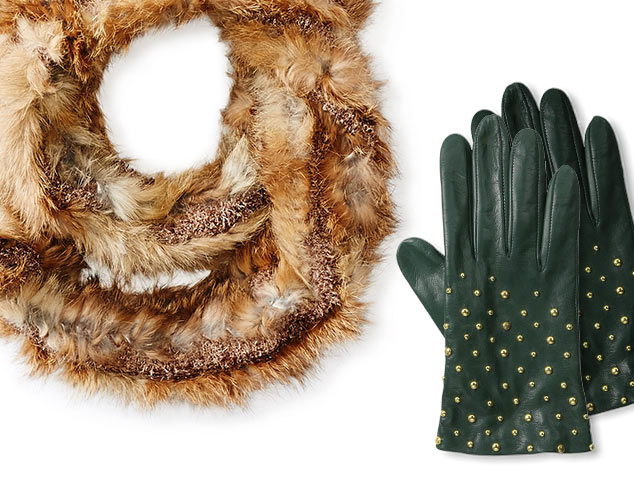Downtown Chic: Leather, Studs & More at MYHABIT
