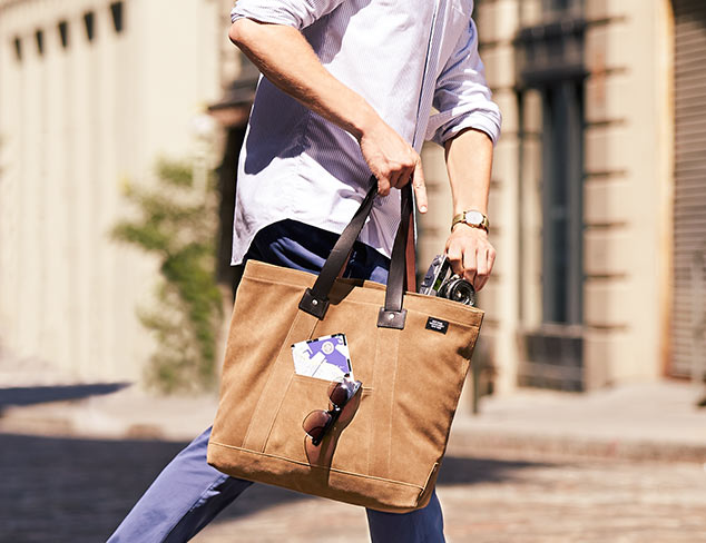 Downtown Style: Backpacks, Messengers & More at MYHABIT