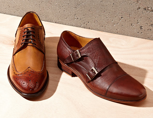 Dress Shoes feat. Gordon Rush at MYHABIT
