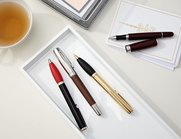 Fine Writing Instruments feat. Chopard at MYHABIT