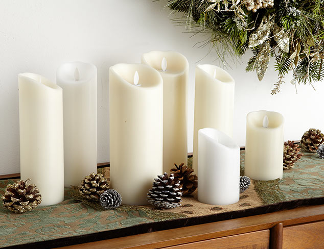 Flameless Candles feat. Mirage at MYHABIT