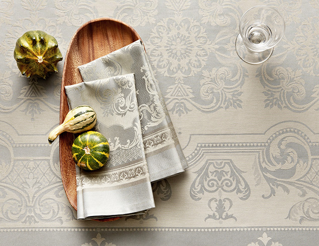 Garnier-Thiebaut Table Linens at MYHABIT