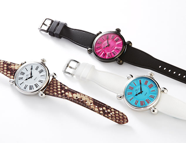 Glam Rock Watches & More at MYHABIT