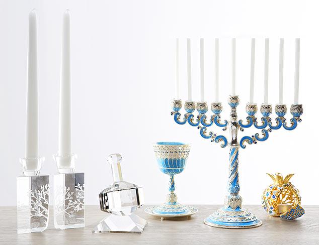 Hanukkah Heirlooms feat. Legacy Judaica at MYHABIT