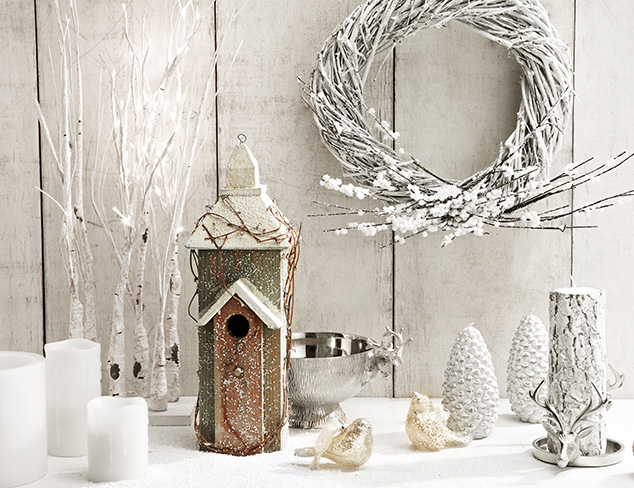 Holiday Glow: Candles & Accents at MYHABIT
