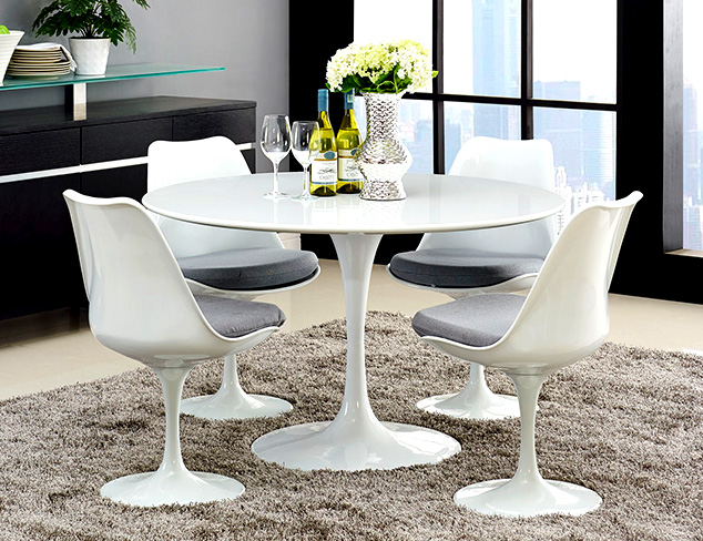 Iconic Silhouettes: Seating & Tables at MYHABIT