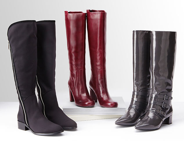 If the Shoe Fits: Tall Boots at MYHABIT