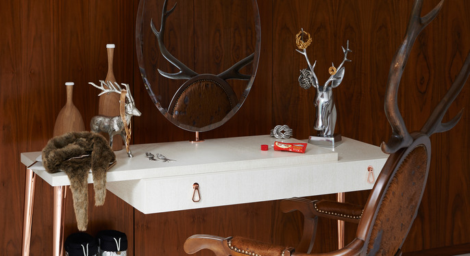 Inspired by Aspen: Holiday Decor at Gilt