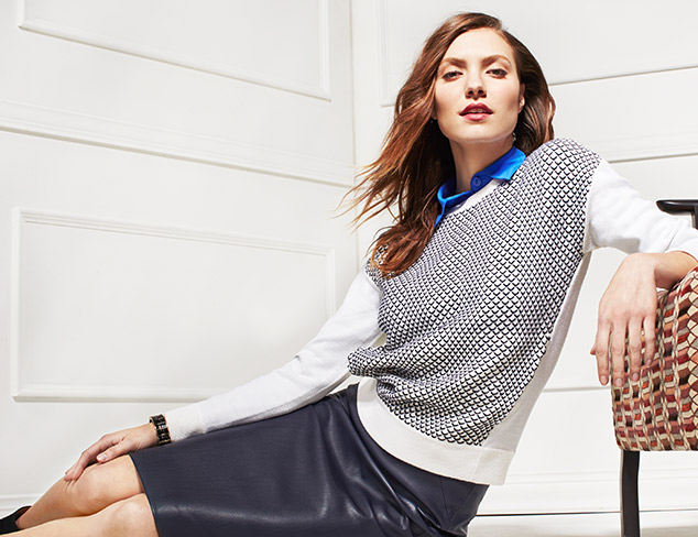 Investment Pieces: Designer Sweaters at MYHABIT