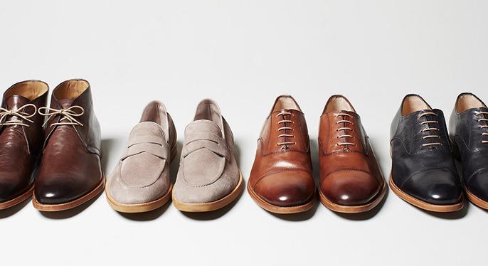 Italian-Made Footwear at Gilt