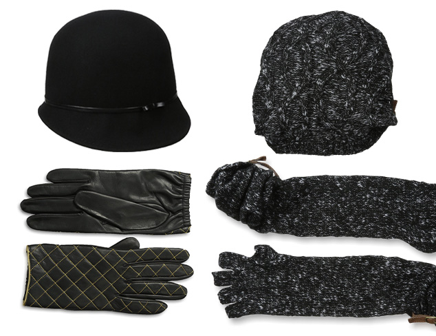 It's a Match: Hats & Gloves at MYHABIT