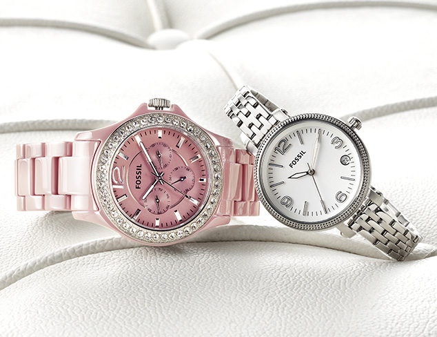 Just In: Fossil Watches at MYHABIT