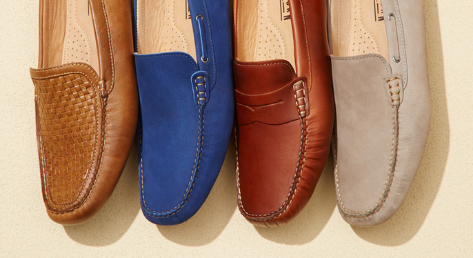 Loafers & Drivers Feat. Monza at Gilt