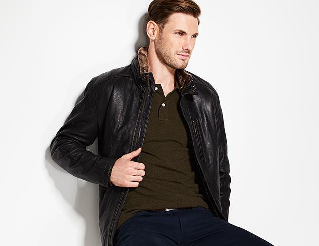 Marc New York Outerwear at MYHABIT