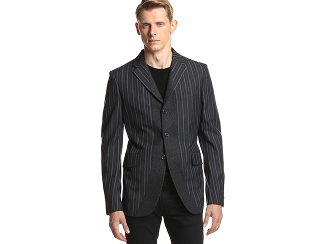 Modern Luxe: Jackets, Trousers & More at MYHABIT