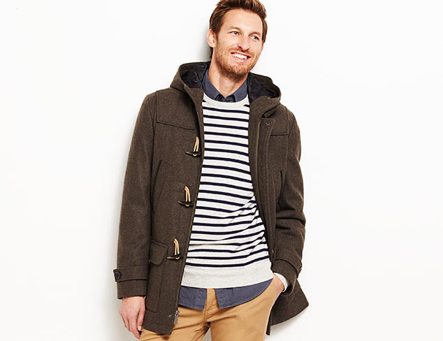 Nautica Outerwear at MYHABIT