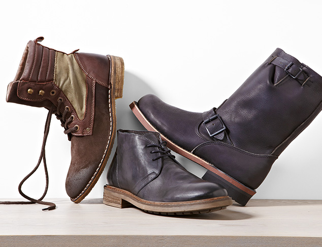 Our Favorite Fall Boots at MYHABIT