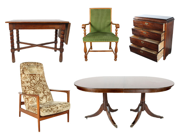 Out of the Past: Vintage Furniture at MYHABIT