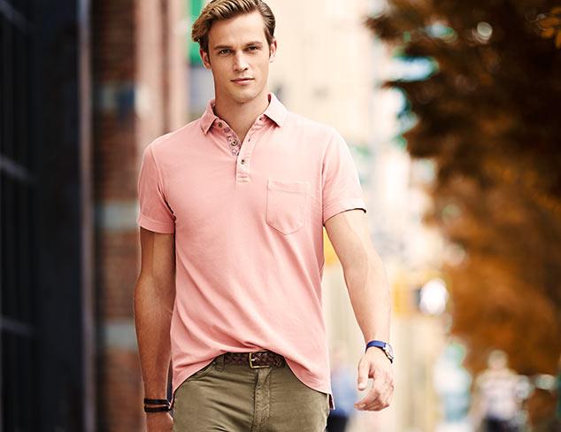 Pop Your Collar: Polo Shirts at MYHABIT