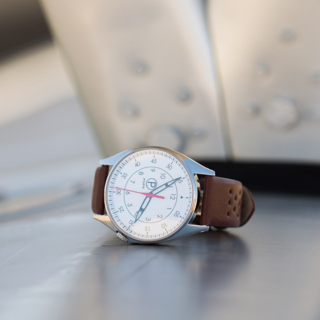 Pope Watch Co. P-70 Stainless Steel Watch