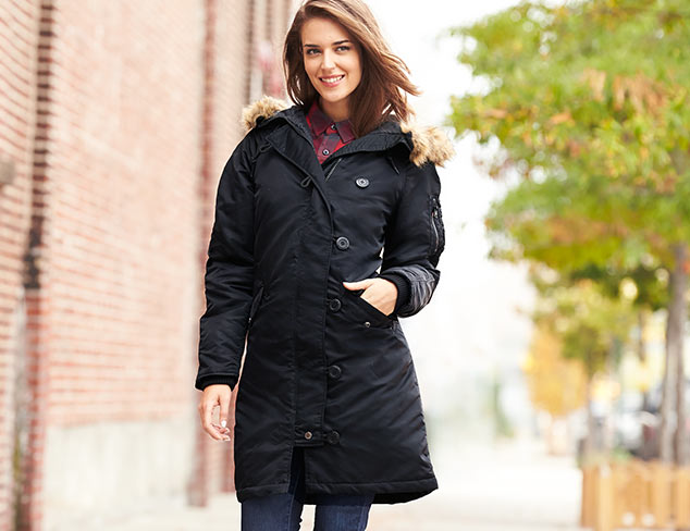 Ready for Adventure: Coats & Jackets at MYHABIT