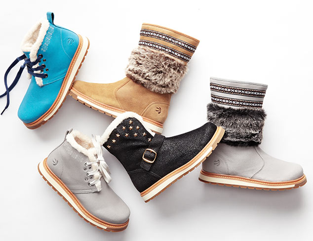 Ready for Rough Weather: Boots at MYHABIT