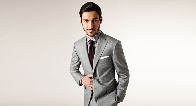 Reboot Your Power Suit at Gilt