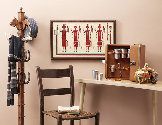 Rustic & Refined: Vintage Furniture & Décor at MYHABIT