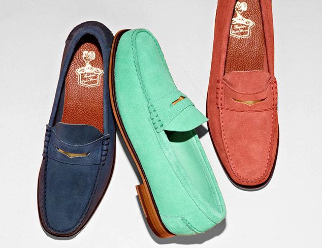Sleek Shoes feat. Florsheim by Duckie Brown at MYHABIT