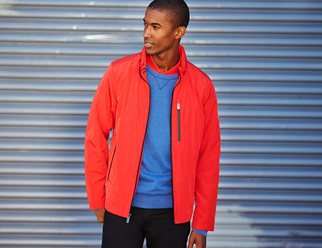 T-Tech & K-Way Outerwear at MYHABIT