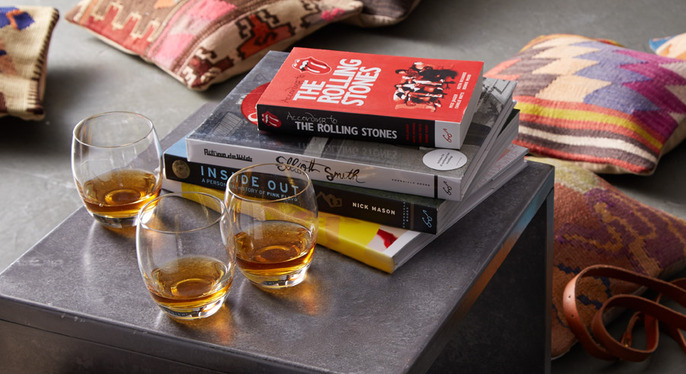 The Modern Man's Library at Gilt