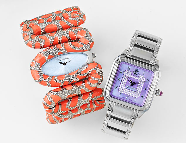 The Statement Watch feat. Roberto Cavalli at MYHABIT