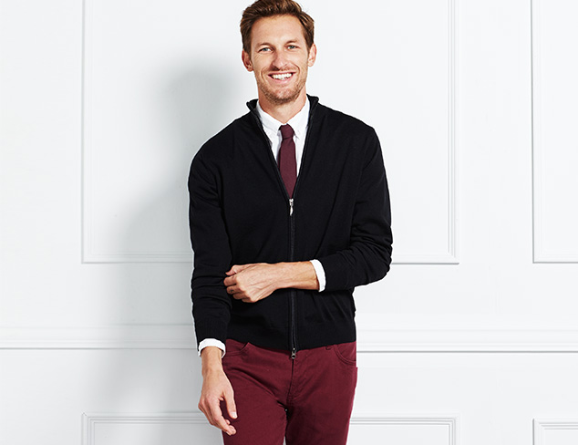 Toscano Sweaters at MYHABIT