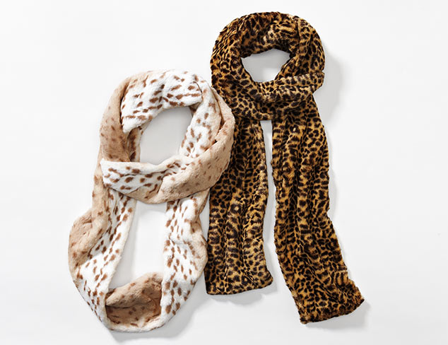 Tourance Scarves at MYHABIT