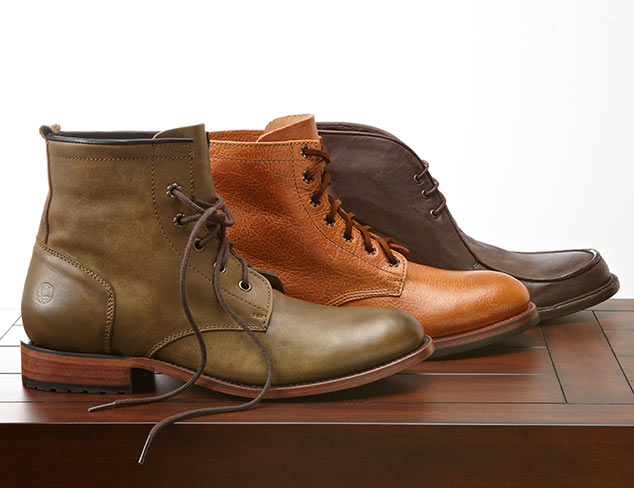 Trending Now: Work Boots at MYHABIT