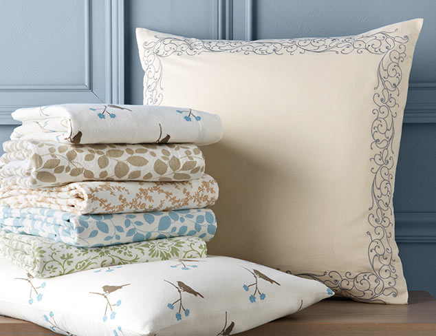Under $100: Bedding, Curtains & More at MYHABIT