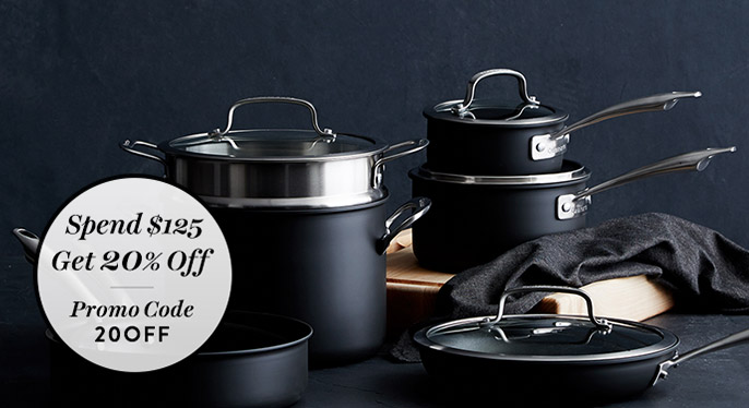 Up to 70% Off: Cuisinart Cookware at Gilt