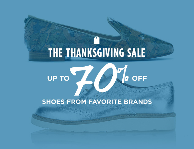 Up to 70% Off: Shoes from Favorite Brands at MYHABIT