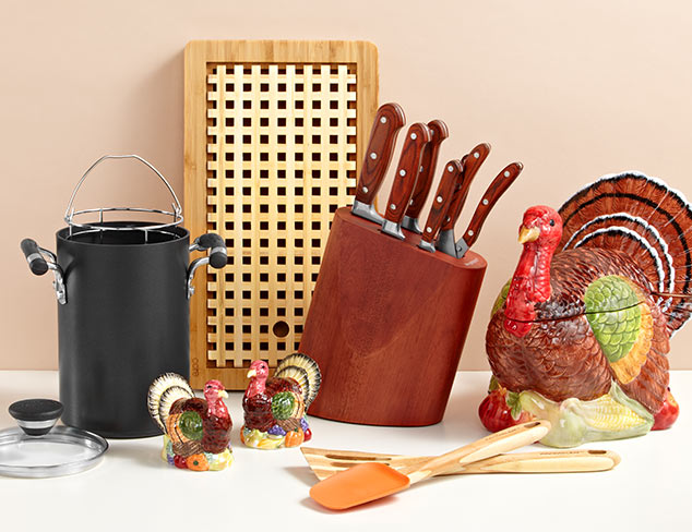 Up to 75% Off Thanksgiving Prep at MYHABIT