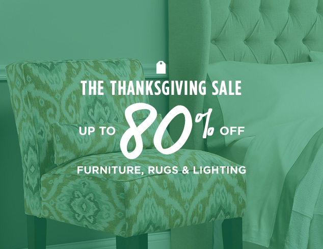 Up to 80% Off: Furniture, Rugs & Lighting at MYHABIT