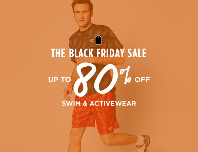 Up to 80% Off: Swim & Activewear at MYHABIT