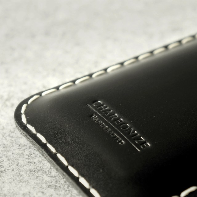 Charbonize iPhone 6/6 Plus Leather Sleeve Case