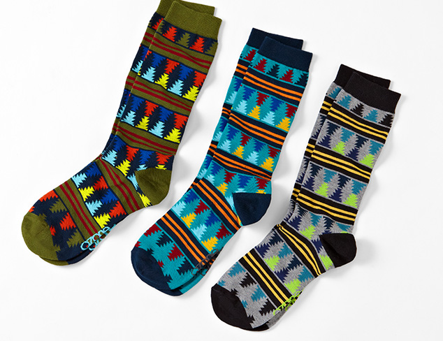 $10 & Up: Last-Minute Gifts feat. Ozone Socks at MYHABIT