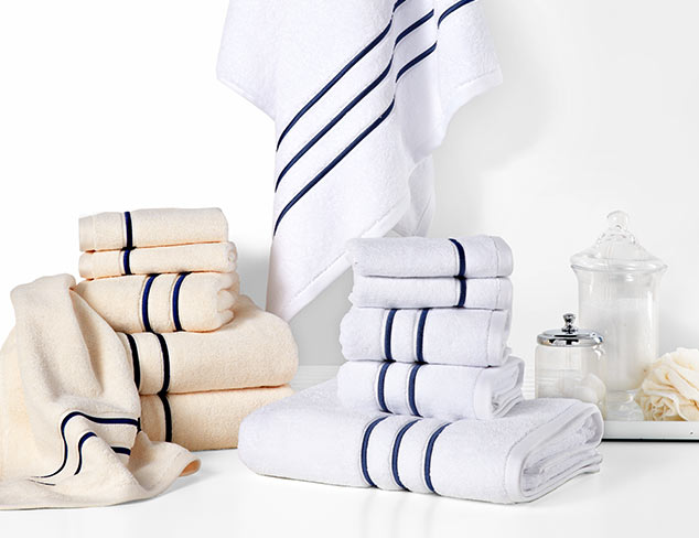 $35 & Up: Luxe Bath Towel Sets at MYHABIT