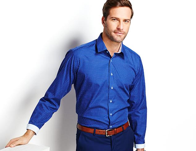 65% off Shirts: CafeBleu & 7 Diamonds at MYHABIT